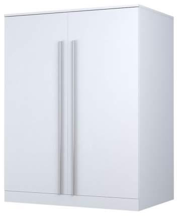 Детский шкаф двухсекционный Polini Kids City 0001546.9 Белый