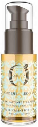 Масло для волос Barex Italiana Olioseta oro del Marocco Fini e Biondi 30 мл