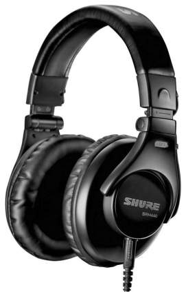 Наушники Shure SRH440 Black