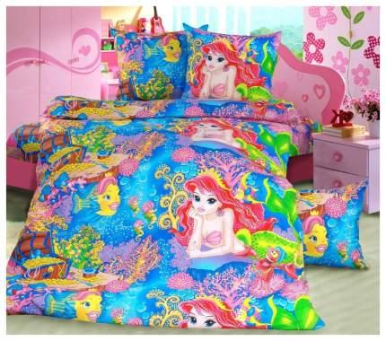 Комплект детского постельного белья Текс-Дизайн Морская сказка