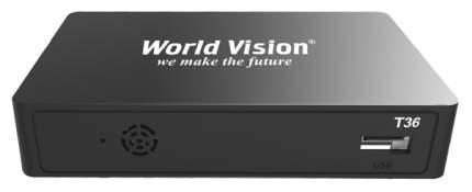 DVB-T2 приставка World Vision T36 black