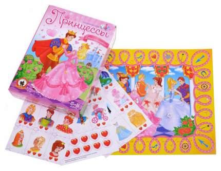 Семейная настольная игра Русский стиль Принцессы