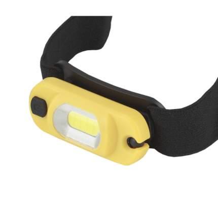 Туристический фонарь Эра Практик GA-801 желтый/черный, 4 режима
