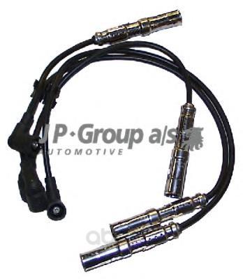 Комплект высоковольтных проводов JP Group 1192001110
