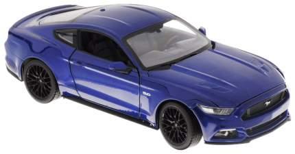 Модель машины Welly 1:24 Ford Mustang GT (в ассорт.)
