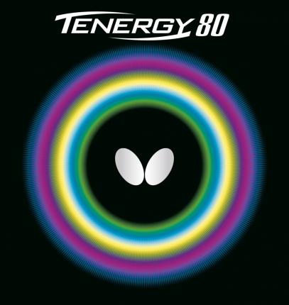 Накладка для ракетки Butterfly Tenergy 80 черная 2.1