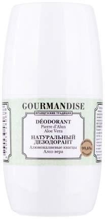 Дезодорант Gourmandise Deodorant Pierre d'Alun Aloe Vera 50 мл