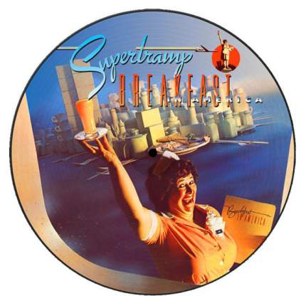 Supertramp Breakfast In America (Picture Disc)(LP)