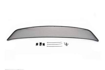 Сетка на бампер внешняя arbori для Renault Koleos 2013-2017, черная, 10 мм