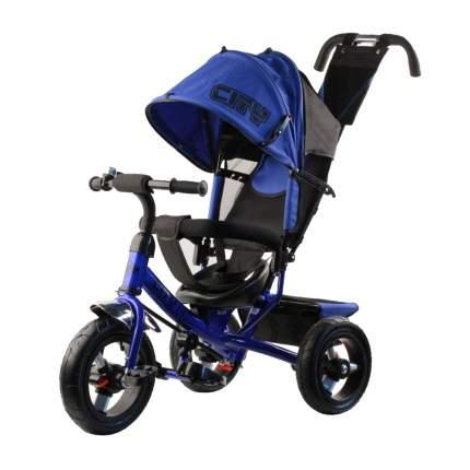 Велосипед трехколесный CITY-RIDE JD7BB синий