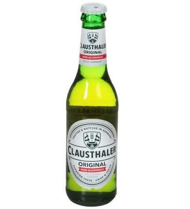 Пиво безалкогольное Clausthaler  0.33 л стекло