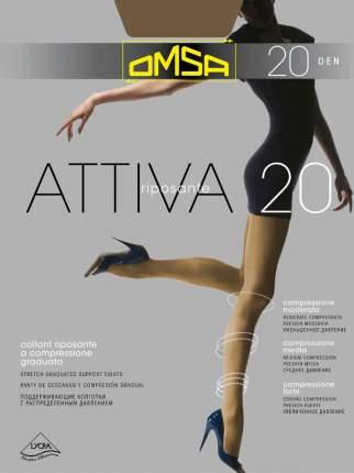 Колготки Omsa Attiva 20 Nero 5