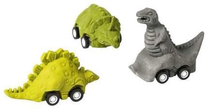 Ластик Brunnen Динозаврик инерционный Ассортимент