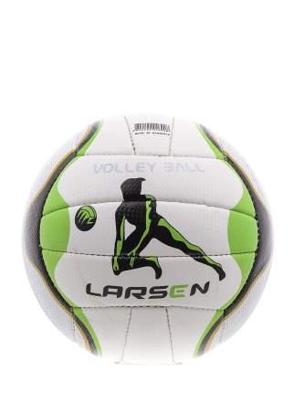 Волейбольный мяч Larsen Pro Tour №4 white/green