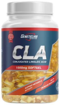 Жиросжигатель GeneticLab Nutrition CLA 1000, 60 капсул
