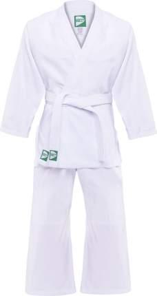 Кимоно для дзюдо Green Hill MA-301 белый, р.000/110