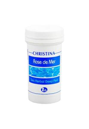 Пилинг Christina Rose de Mer Sea Herbal Deep Pee