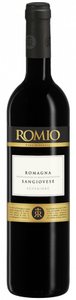 Вино Romio Sangiovese di Romania Superiore, Caviro, 2016 г.