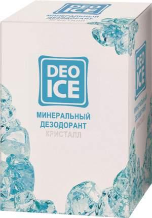 Минеральный дезодорант DEOICE Кристалл 50 г