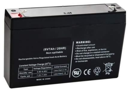 Аккумулятор для электромобилей 6V/7Aч St00055 в ассортименте