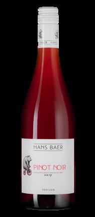Вино Hans Baer Pinot Noir, 2018 г.