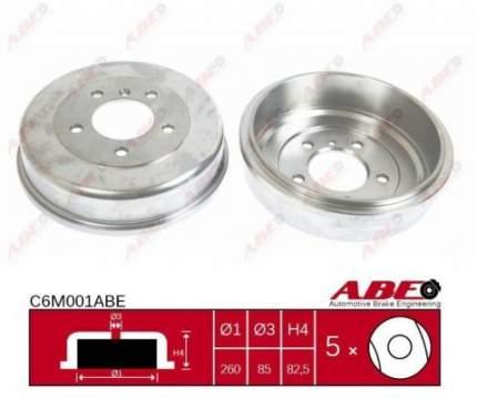 Тормозной барабан ABE C6M001ABE