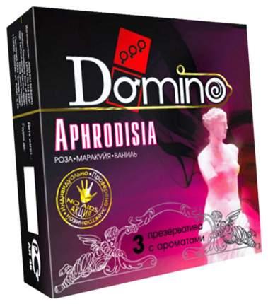 Презервативы Domino Aphrodisia ароматизированные 3 шт.