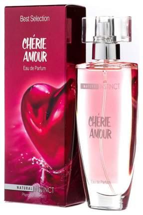 Женские духи с феромонами Парфюм престиж Natural Instinct Cherie Amour 50 мл