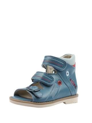 Сандалии для мальчика Reike, AS18-041, 21 синий