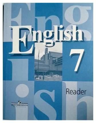 Кузовлев, Английский Язык, книга для Чтения, 7 класс