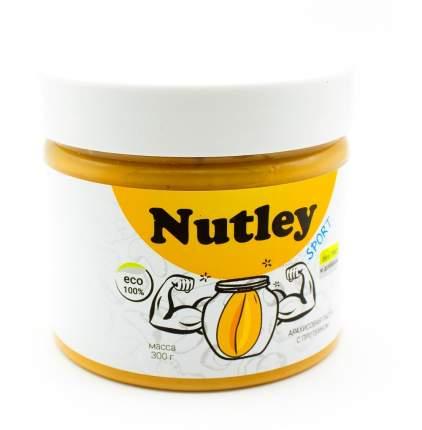 Паста арахисовая Nutley с протеином 300 г