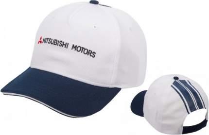 Бейсболка белая Mitsubishi MME50632