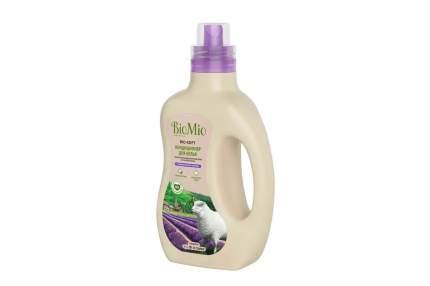 Кондиционер для белья BioMio с эфирным маслом лаванды и экстрактом хлопка 1 л