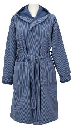 Халат банный Gant Home FLAT STRIPE S Синий