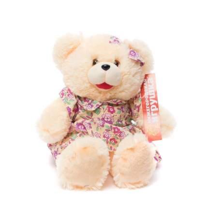 Мягкая игрушка Медведь в платье малый 30 см Нижегородская игрушка См-442-5