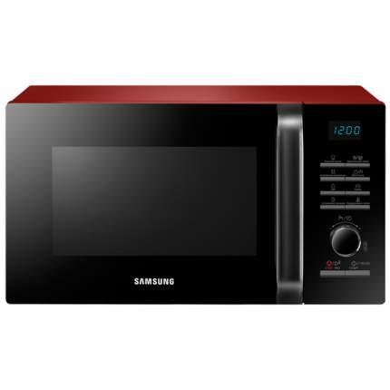 Микроволновая печь с грилем Samsung MG23H3115QR Red