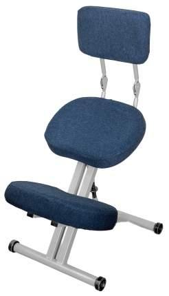 Хлопковый чехол для коленных стульев КМ01В и KM01BM (цвет товара: синий)