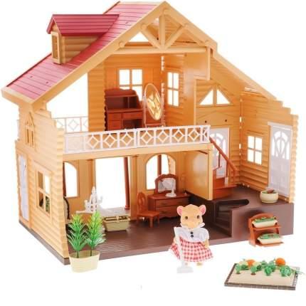 Домик кукольный Happy family 012-03