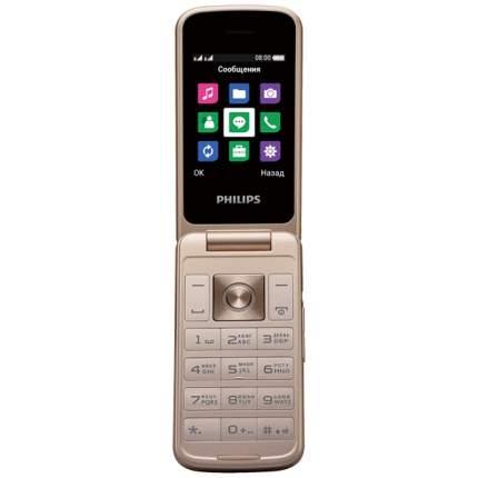 Мобильный телефон Philips Xenium E255 Black