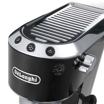 Рожковая кофеварка DeLonghi EC680.BK Black