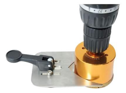 Кондуктор для сверления для дрелей, шуруповертов Практика 771-411