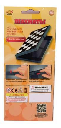 Шахматы магнитные s-00076