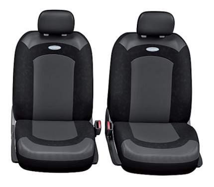 Комплект чехлов на сиденья Autoprofi Extreme XTR-803 BK/BK (M)
