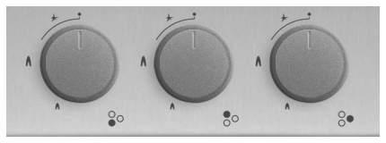 Встраиваемая варочная панель газовая Simfer H45V35M512 Silver