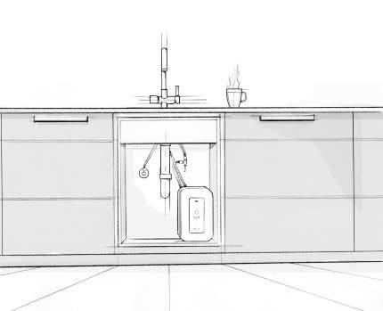 Смеситель для кухонной мойки Grohe Red Duo 4 30083000 хром