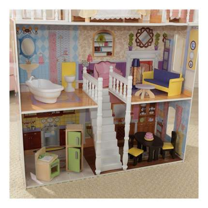 Домик KidKraft для Barbie Саванна с мебелью 65023_KE