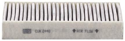 Фильтр воздушный салона MANN-FILTER CUK2440