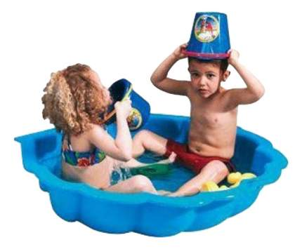Песочница Macyszynt Toys Ракушка Синяя