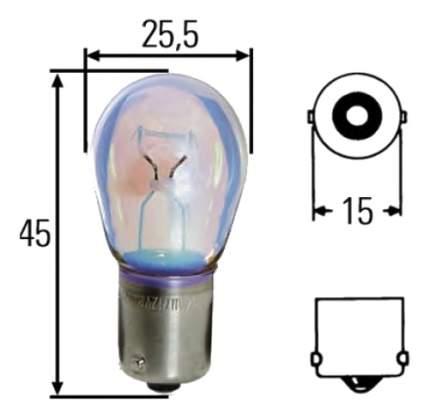 Лампа Hella 21W BA15s 8GA 002 073-251