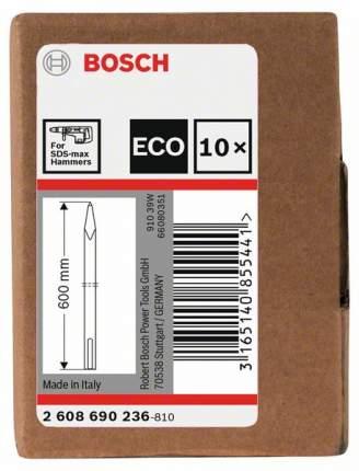 Зубило SDS-MAX для перфораторов Bosch 600мм 2608690236